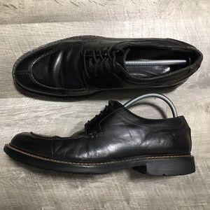 Johnston & Murphy Black Leather Dress Shoes